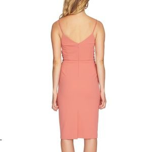Dress coral size 6